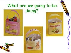 Easter Art Lesson - using this resource, encourage children to be creative for Easter