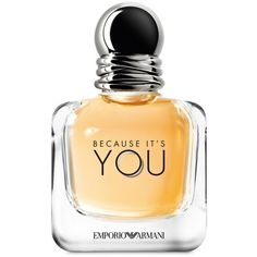 Giorgio Armani  Emporio Armani Because It's You Eau De Toilette, 1.7... (939.295 IDR) ❤ liked on Polyvore featuring beauty products, fragrance, eau de toilette fragrance, giorgio armani fragrance, eau de toilette perfume, giorgio armani perfume and edt perfume