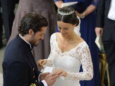 Swedish Royal Wedding 2015 in Stockholm