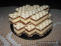 oblatne sa filom od smokava i filom od margarina. Baking Recipes, Cookie Recipes, Dessert Recipes, Scd Recipes, Sweet Desserts, Sweet Recipes, Cake Cookies, Cupcake Cakes, Cupcakes