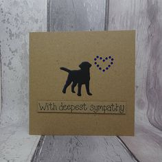 Labrador Father's Day card, Dog birthday card for Dad Birthday Card, Dog Birthday, Handmade Birthday Cards, Birthday Ideas, Fathers Day Cards, Happy Fathers Day, Pun Card, Card Sentiments, Hand Logo