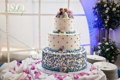 Wedding Cake I Nature of Design with Janet Flowers I Blue Maryland Wedding