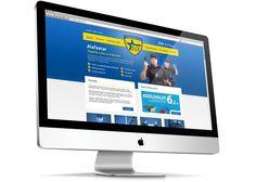 Alfastar web site
