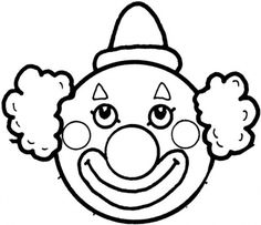 Clown Coloring Pages Free Printable Coloring Pages, Coloring Book Pages, Coloring Pages For Kids, Evil Clowns, Scary Clowns, Clowns For Kids, Scary Clown Drawing, Pumpkin Carving Games, Clown Crafts
