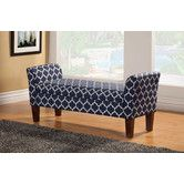 Found it at Joss & Main - Upholstered Storage Bedroom Bench