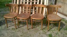stare krzesło krzesła gięte typu thonet Antoniówka Świerżowska - image 4 Dining Chairs, Furniture, Home Decor, Decoration Home, Room Decor, Dining Chair, Home Furnishings, Arredamento, Interior Decorating