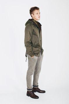 Zara lookbook octubre