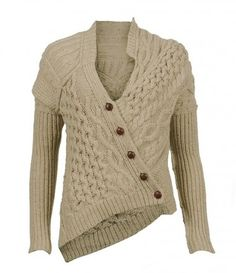 """All Saints """"Winter Bomber""""...I am stalking this sweater, it's out of stock everywhere. :("""