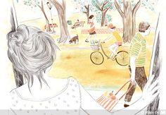 Maite Oz | Ilustradores Argentinos | La Ilustración Argentina Destacada