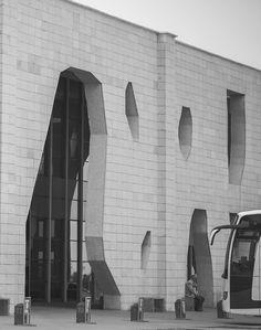 Galeria de Terminal de Ônibus Nevsehir / Bahadir Kul Architects - 5