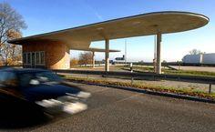 Friedrich Tamms war von 1935 bis 1939 beratender Architekt beim Bau der...