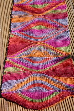 Ravelry: Project Gallery for Schalstola pattern by Ruth Kindla