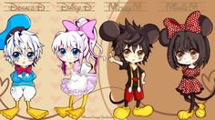 humanized disney xd - Google Search                                                                                                                                                                                 More