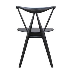 Fronter Dining Chair - Black