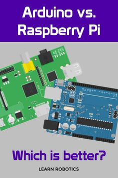 Which controller is better? Arduino or Raspberry Pi? If you're building a project, you might wonder which controller is best to use. Find out how to decide which controller to use in your next project, using the steps in this article.