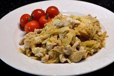 Viktväktarrecept – Sida 6 Lchf, Spaghetti, Food And Drink, Meat, Chicken, Ethnic Recipes, Noodle, Cubs