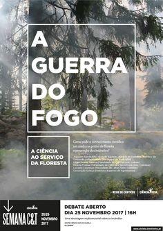 Na Semana da Ciência e Tecnologia, que decorre de 20 a 26 de novembro, o Centro Ciência Viva do Alviela promove uma série de iniciativas subordinadas à temática da proteção das florestas e do combate aos incêndios. A participação é gratuita! Inscreva-se já!