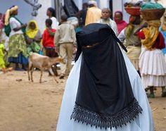 Lace Niqab, Ethiopia