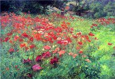 In Poppy Land, John Ottis Adams