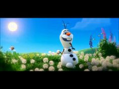 Disney's Frozen - No Heat Experience + In Summer - YouTube