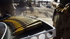 DoD Wants to Save the Environment With Bullets That Plant Seeds