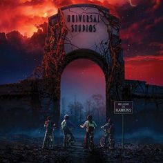 In case you missed it: Stranger Things Netflix popular horror/adventure series is coming to Halloween Horror Nights. Youll be able to experience The Upside Down in Orlando Hollywood and Singapore! #HHN #HHN28 #StrangerThings #HHNHollywood #HHNSingapore #HHN2018 #HHN8 #UniversalStudios #universalstudiosflorida #universalstudioshollywood #universalstudiossingapore #RWSentosa #HHNYearbook