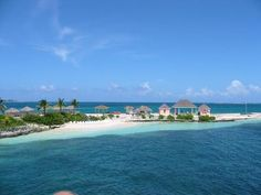 Pearl Island, Bahamas