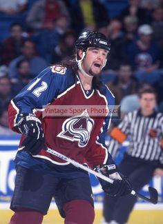 #12-L Chris Simon (1995-96) 16 G, 18 A