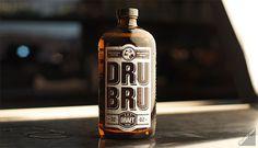 DruBru - The Dieline: The World's #1 Package Design Website -