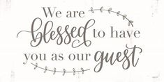 Framed Blessed Guest Print Word Art, Color Trends, Custom Framing, New Art, Framed Art, Color Schemes, Im Not Perfect, Blessed, Decorating Ideas