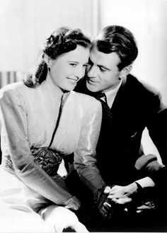 Barbara Stanwyck and Gary Cooper made four movies: Stolen Jools, Meet John Doe, Ball of Fire, Blowing Wild.