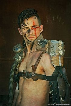 http://www.wasteland-warriors.net apocalyptic, postapocalyptic, dark future, dystopian, mad max, fallout
