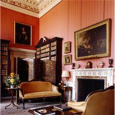 Ragley Hall ~ the study