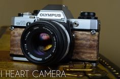 Custom Camera Leatherette to order. $159.00, via Etsy.    Yes, double yes and YES!  Dan is the man to go to for camera repairs, questions and purchasing. Customer service al la the good old days. So nice.