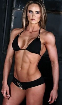 #1 Stunning Physique  - Only Ripped Girls