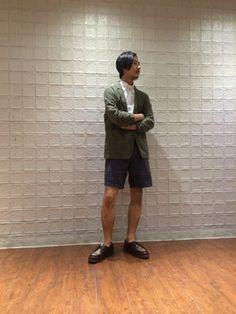 RYO-matsu│JUNRedのテーラードジャケットコーディネート