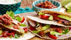 Enjoy some Sterling Silver® Spicy Steak Tacos for family dinner tonight!