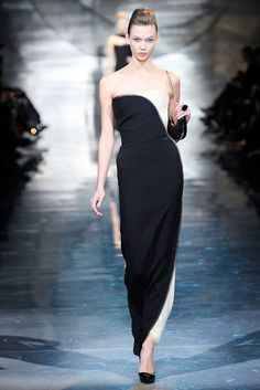 Armani Privé Spring 2010 Couture Fashion Show Collection