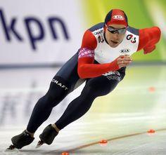 Dmitry Lobkov (Russia - Speed Skating)