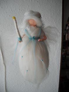 Schutzengel zur Erstkommunion First Communion, Guardian Angels, Fairies
