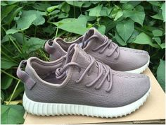 Adidas Yeezy Boost 350 Couple casual shoes Light purple7