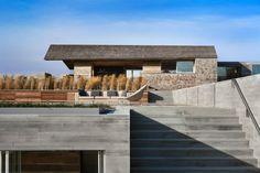 Genius Loci, Mountauk Hill House by Bates Masi Architecture | GBlog