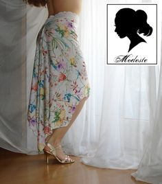Satin Ocho Gr 34 von Modestes-Milonga.de auf DaWanda.com