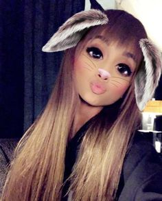 ARI ☪️ Is So Cute On Snapchat Add Her On Your Snaps Everyone: moonlightbae