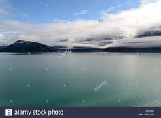 Download this stock image: Cloud covered mountains - HKPN9P from Alamy's library of millions of high resolution stock photos, illustrations and vectors.
