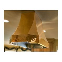The Vienna is a great hood either as an island or wall mount. Add a patina for an old world look. Made in USA by Copperworks. Copper Hood, Island Hood, Copper Kitchen, Range Hoods, Vienna, Old World, Wall Mount, Lights