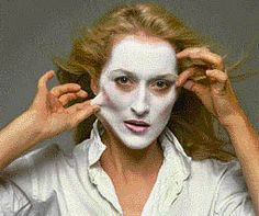 Meryl Streep  *Annie Leibovitz portraits
