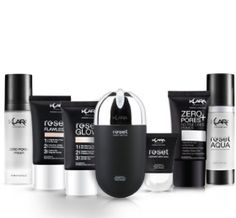 The Reset range - Everything you need for the perfect face.