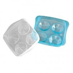 $5 Four Diamond ice cube molds