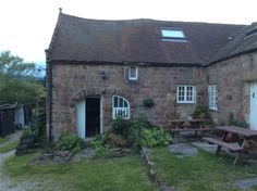 Hobbit-like cottage in the heart of England.